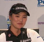 "american golf News: Ryu ""living the dream"" as World No.1"