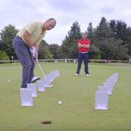 Video: American Golf Cricketer's Cup Challenge