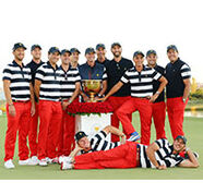 american golf News: Another rules controversy blights golf as USA cruise at Presidents Cup