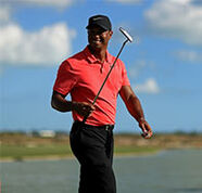 AG News: Tiger's return just like old times