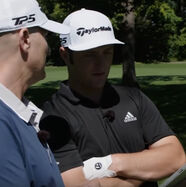 Jon Rahm and the TaylorMade TP5 Golf Ball -Video