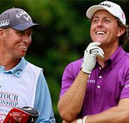 """american golf News: Phil Mickelson and caddie Jim """"Bones"""" Mackay part ways"""
