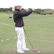 Video: Golphin For Kids | Beginner to Winner - Full Swings Pt.2