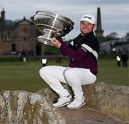 american golf News: Record-breaking week ends with Hatton defending Dunhill Links