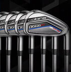 Video: Cobra Golf KING F7 One Length Irons
