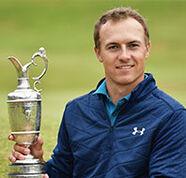 american golf News: It's Jordan Spieth's title at Birkdale