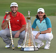 AG News: Fleetwood ends on top as Rahm delights in Dubai