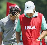 american golf News: McIlroy sacks caddie Fitzgerald