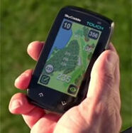 Video: SkyCaddie introduce TOUCH