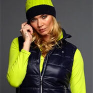Video: Behind the scenes with Jodie Kidd at Green Lamb's 2015 Winter Shoot