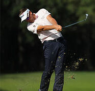 american golf News: True pro Poulter rolls back the years at Sawgrass