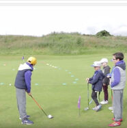 Video: Golphin For Kids | Beginner to Winner - Chipping Pt. 2
