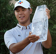 american golf News: Cool Kim makes Players history at Sawgrass
