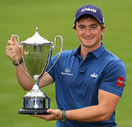 american golf News: Dunne holds off McIlroy for maiden win at British Masters