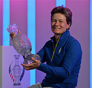 american golf News: Catriona and the Solheim Cup – a match made in heaven