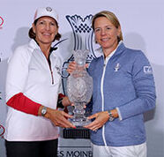american golf News: Solheim Cup captains put faith in youth as teams finalised