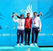 american golf News: American Golf's Steven Cafferty Wins Bronze at the Deaflympics