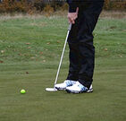 Video: Winter On-course Coaching Tips - Putting in Winter