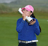 american golf News: Kim banishes ghosts of 2012 to secure maiden major