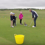Video: Golphin For Kids | Beginner to Winner - Chipping Pt. 3