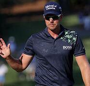 american golf News: Henrik Stenson is back in the winner's circle