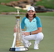AG News: From the yips to winning the Race to Dubai
