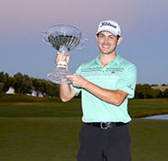 american golf News: Cantlay hits the jackpot with playoff win in Vegas