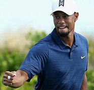 AG News: Tiger Woods' golf equipment at 2017 Hero World Challenge