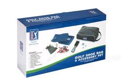 PGA Tour Shoe Bag & Accessories Set