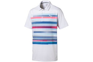 PUMA Golf Pixel Polo Shirt