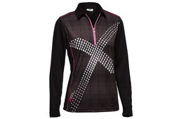Daily Sports Octavia Long Sleeved Ladies Polo Shirt