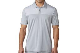 adidas Golf climachill Heather Block Polo Shirt
