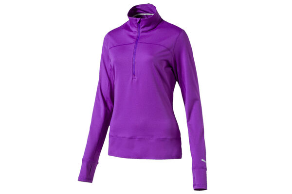 PUMA Golf 1/4 Zip Popover Ladies Sweater