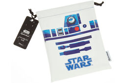 TaylorMade STAR WARS R2D2 Valuables Bag
