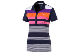 PUMA Golf Road Map Ladies Polo Shirt