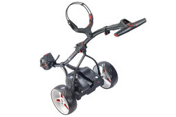 Motocaddy S1 DHC Standard Range Lithium Trolley