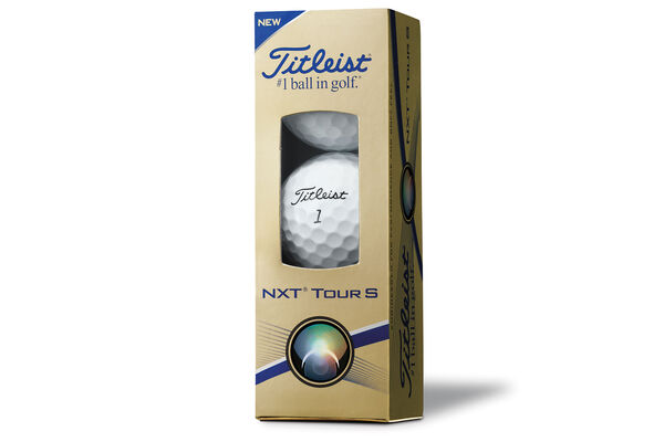 Titleist NXT Tour S 12pk 2016