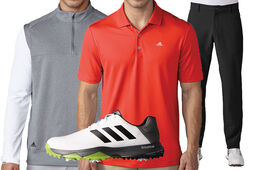 Adidas Men's Performance Outfit
