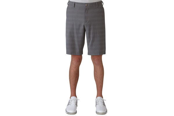Adidas Short Dot Plaid Grey S6