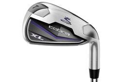Cobra Golf XL Graphite Ladies Irons