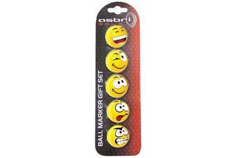 Ball Marker Asbri Logo Set (5)
