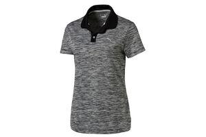 PUMA Golf Tuck Stitch Ladies Polo Shirt