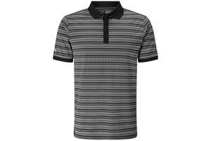 Callaway Golf Fine Line Striped Polo Shirt