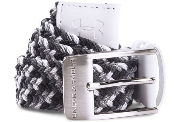 UA Belt Braided W7