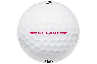Srixon Soft Feel Lady 5 12Pk