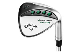 Callaway Golf Mack Daddy PM Grind Wedge
