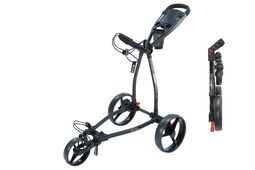 BIG MAX Blade Plus 3 Wheel Push Trolley
