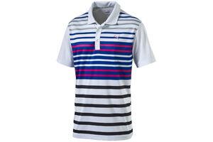 PUMA Golf Road Map Ladies Polo Shirt