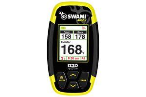 Izzo Golf Swami 4000 GPS