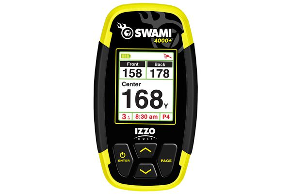 Izzo Swami Golf GPS 4000 Plus